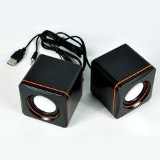 Usb Mini Portable Audio Speaker By Pusat Komputer Libra.