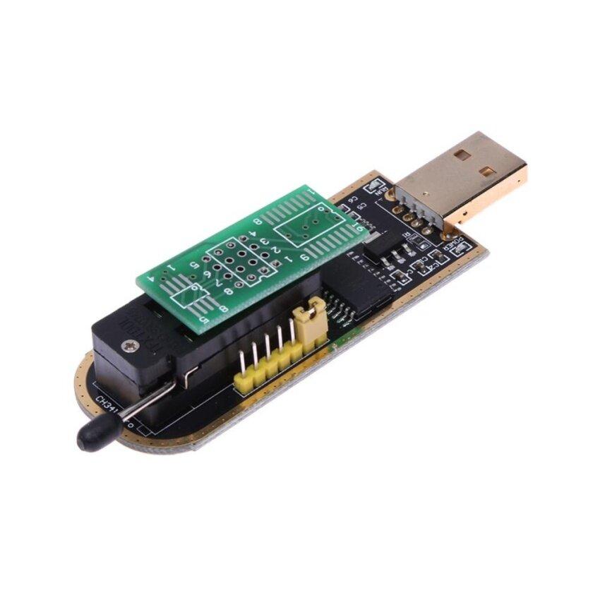 USB Programmer CH341A Series Burner Chip 24 EEPROM BIOS Writer 25SPI Flash - intl
