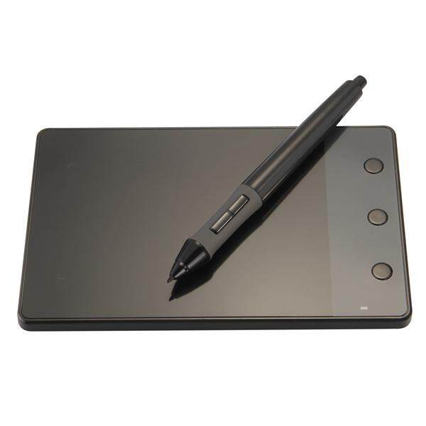 Huion USB Viết Vẽ Graphics Board Tablet 4x2.3 inch + Bút Kỹ Thuật Số