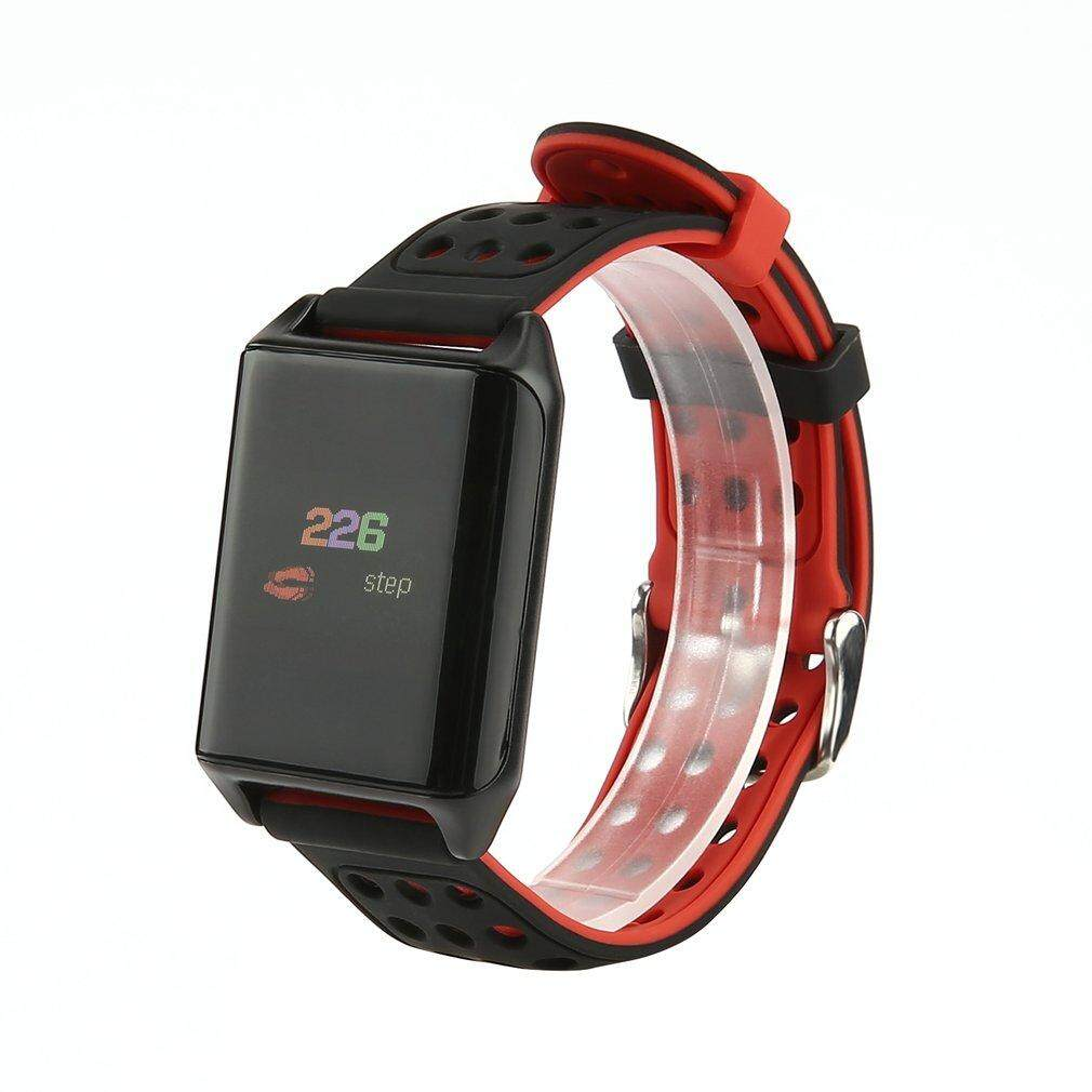 USTORE Waterproof 3D Curved Surface Screen Multifunctional Bluetooth Smart Bracelet
