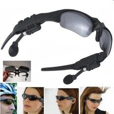 South Rise V4.1 Olahraga Luar Ruangan Bluetooth Earphone Kacamata Stereo 7 Dalam 1 Foto