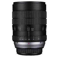 Venus Laowa 60mm F/2.8 Ultra Macro Manual Focus Lens for Sony Alpha Mount - Bundle With 62mm Filter Kit, Lens Case, Cleaning Kit, Capleash II, Lenspen Lens Cleaner, Software Package