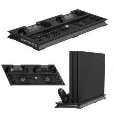 Vertical Stand for PS4 PRO PlayStation Cooling Fan Controller Charging Station Malaysia