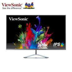 (GAX PROMO) ViewSonic VX3276-2K-mhd 32 WQHD IPS Monitor with a Stylish Ultra-Slim Frameless Design Malaysia