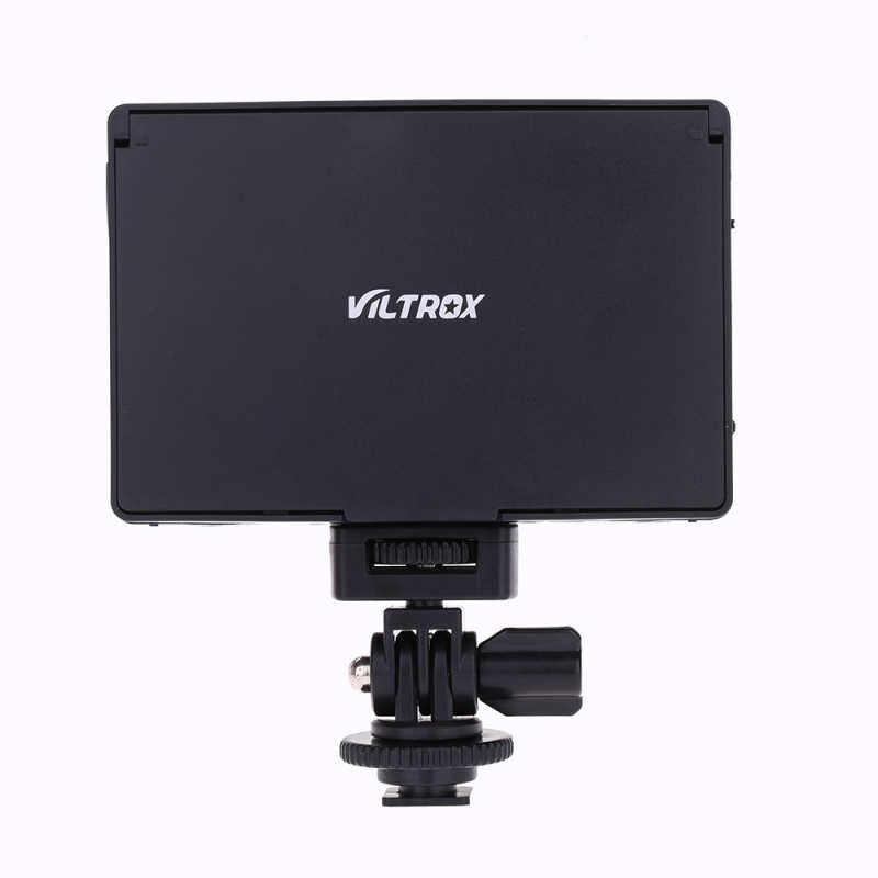 GoodGoal Viltrox DC-50 HD Clip LCD Monitor 5 Monitor Portable Wide View for Canon Nikon Sony Digital SLR Camera DV