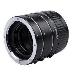 VILTROX DG-G Auto Fokus AF TTL Tabung 12 Mm 20 Mm 36 Mm Set Logam Mount dengan Selimut untuk Canon EF EF-S 35 Mm Lensa DSLR Kamera Outdoorfree