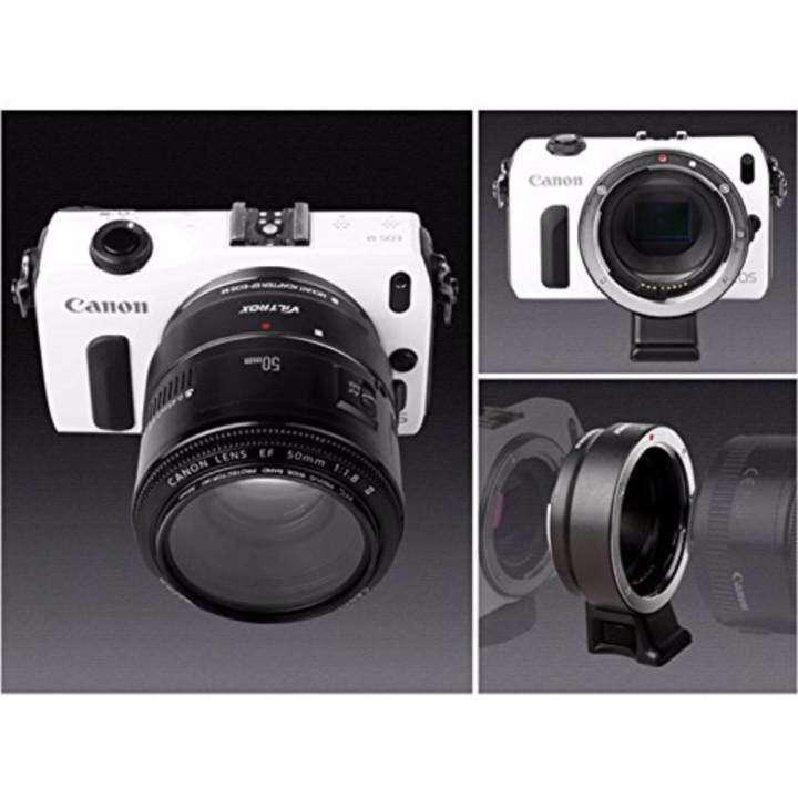 VILTROX EF-EOS M Ống Kính Tự Động-Canon EOS (EF/EF-S) d/SLR...