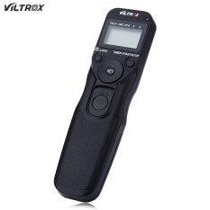 Viltrox MC S1 Digital Timer With Remote Controller For Sony MC S1 (Black)