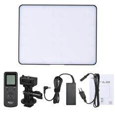 Viltrox VL-200 Wireless Control Bi-color Dimmable Video Light Panel 3300K-5600K 192 Beads CRI95 LCD Screen for Canon Nikon Sony DSLR Camera