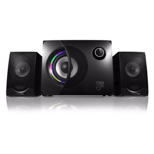 VINNFIER Ether 6BTR 2.1 Speaker with Built in Bluetooth, FM and USB Malaysia