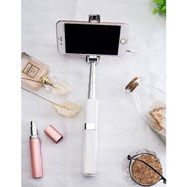 Vivistick-Asli Lipstick Selfie Tongkat (Putih)-Internasional