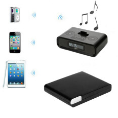 Vococal 30 Pin A2DP Wireless Bluetooth Audio Receiver Adapter for Apple Dock Speaker (Black) Malaysia