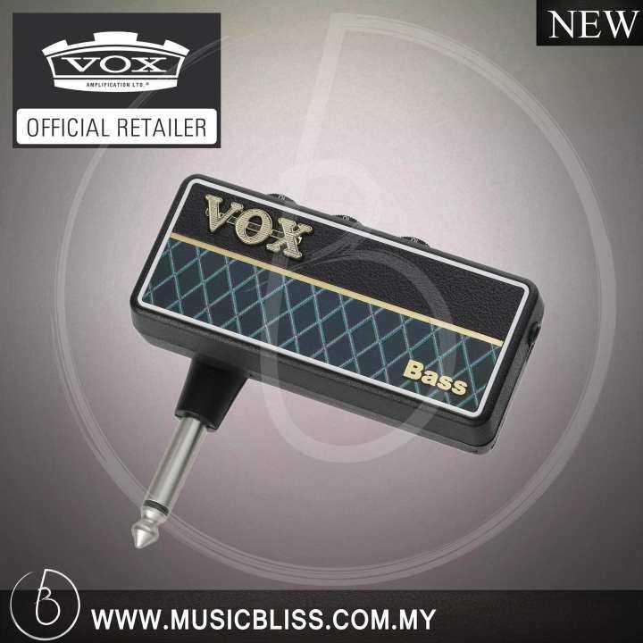 vox amplug 2 bass headphone guitar amplifier ap2 bs lazada. Black Bedroom Furniture Sets. Home Design Ideas