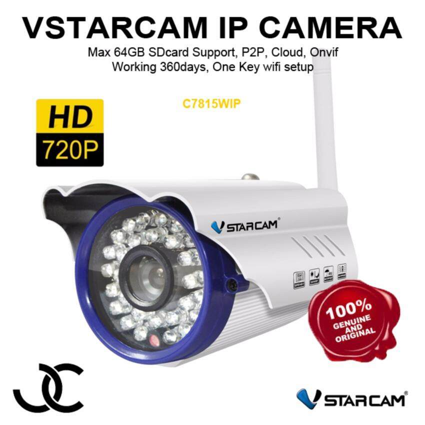 NiceEle VSTARCAM 720P HD P2P Network Wireless Wifi IP Camera CCTV Outdoor C7815WIP