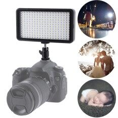 W228 2000LM LED Dimmable Ultra Bright Panel Digital Camera Camcorder Light – intl