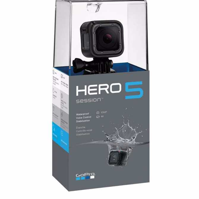 (Warranty By Funsportz Malaysia) GoPro Hero 5 Session Action Camera