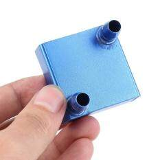 Water Cooling Heatsink Waterblock Liquid Cooler 41x 41mm Computer Accessories Malaysia