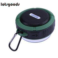 Waterproof C6 Mini Wireless Bluetooth Suction Cup Handsfree Audio Speaker Malaysia