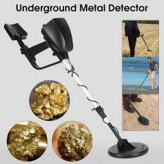 Waterproof Metal Detector Underground Coins Gold Digger Treasure Hunter Finder – intl