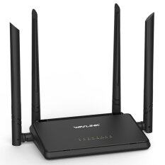 Wavlink RJ-45 N300 Wireless Smart Router Access Point With 4 External Antennas & WPS Button, IP QoS, 300Mbps Wireless Speed, 2 × Fast Ethernet