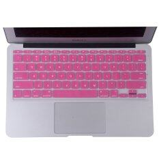 Welink Fashion Silicone US Keyboard Cover Waterproof Keyboard Protector Skin For Apple Macbook
