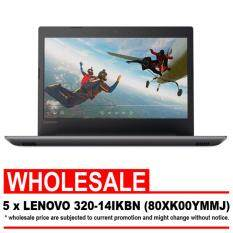 [WHOLESALE] LENOVO IDEAPAD 320-14IKBN 80XK00YMMJ (I7-7500U/4GB/1TB/2GB GT920MX/14/DOS/1YR CARRY-IN) Malaysia
