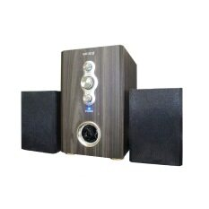 WIRATA SP-22 2.1 SUBWOOFER SPEAKER SYSTEM Malaysia