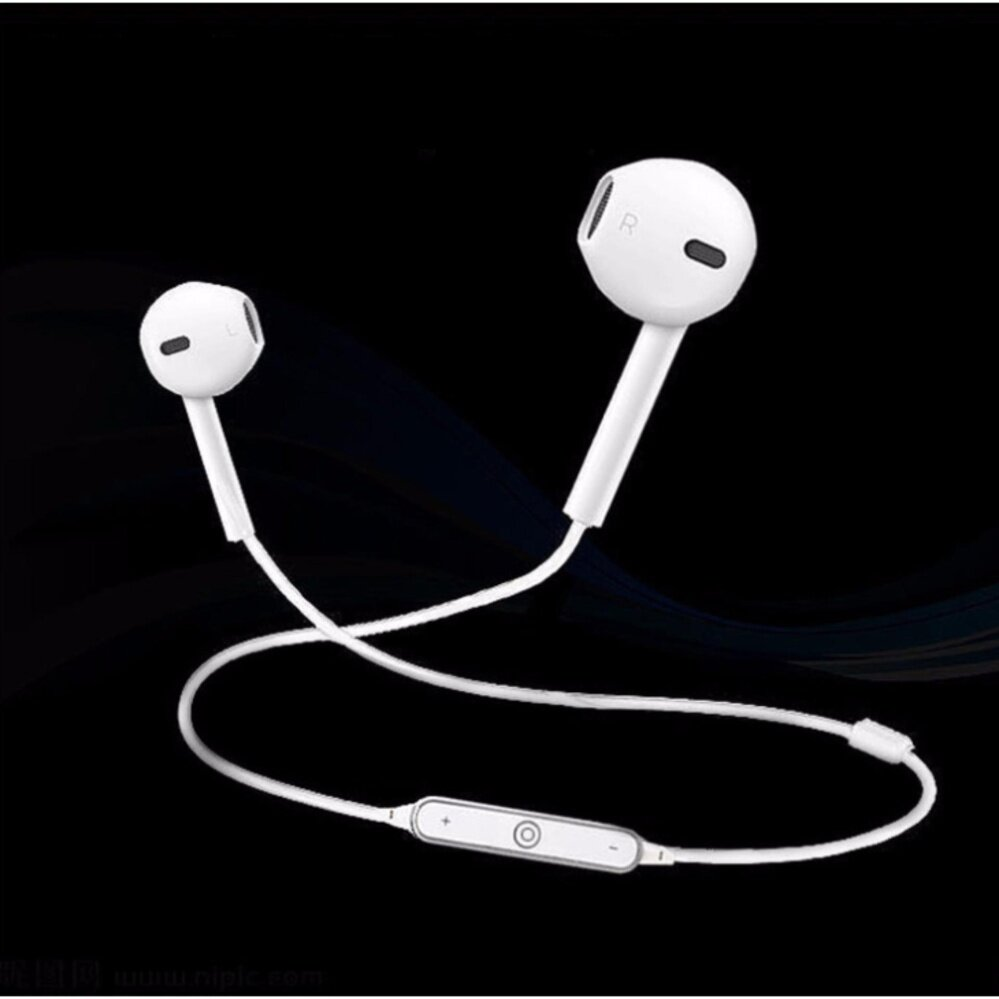 2 Color 2 Color Wireless Sports Headphones with Microphone Bluetooth 4.1 Headsets Sport Stereo Earphone For