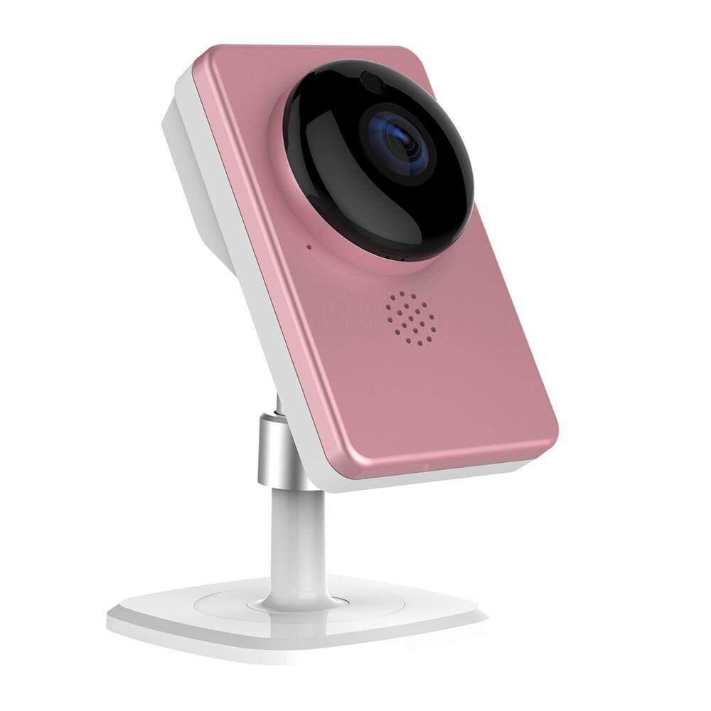 Retail Womdee C60S Panoramic Wifi Ip Camera 1080P Fhd 2Mp Fisheye Ip Camera Wireless 180 Degree Wide Angle Support Sd Card Ir Cut Us Plug Intl