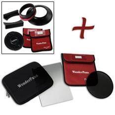 WonderPana FreeArc XL Essential ND16 0.6 Hard Edge Kit for Canon EF 11-24mm f/4L USM Lens (Full Frame 35mm)
