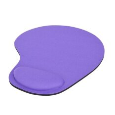 Wrist Mouse Pad Mat Optical Trackball Black Mousepad Mice Gaming Computer Purple 200*240*4mm Malaysia