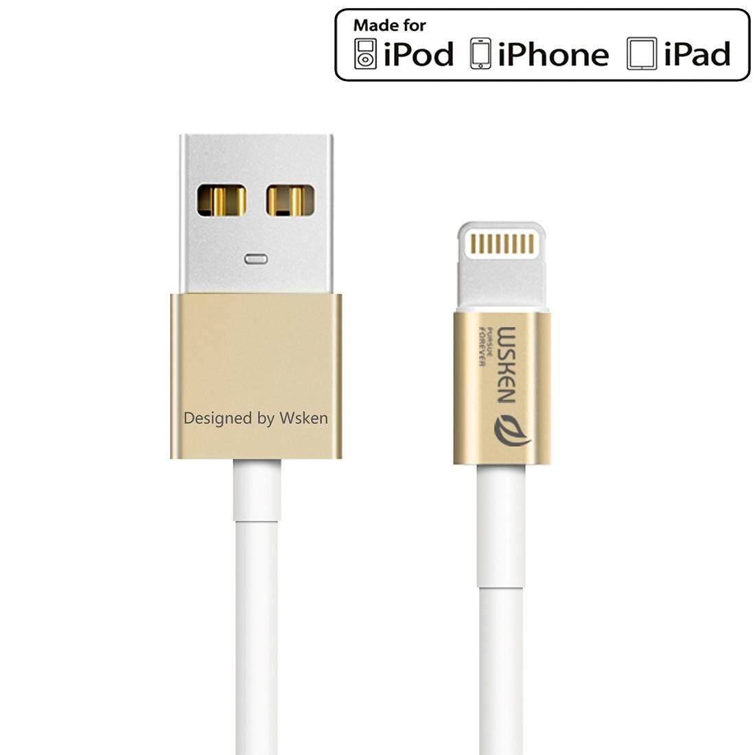 Jual Wsken X Murah Garansi Dan Berkualitas Id Store Apple Usb Lightning Kabel Data Iphone 6 Plus5 S Rp 278000