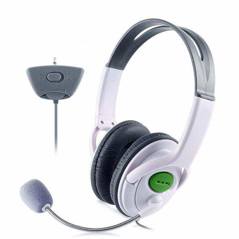 Xbox 360 Headphone Permainan: Jual Beli Online Di-Headphone Telinga dengan Harga Murah-Intl