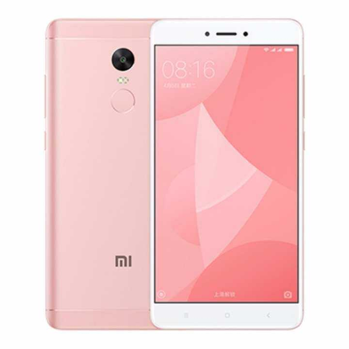 Xiaomi Redmi Note 4X Mediatek MT6797 Helio X20 4GB RAM