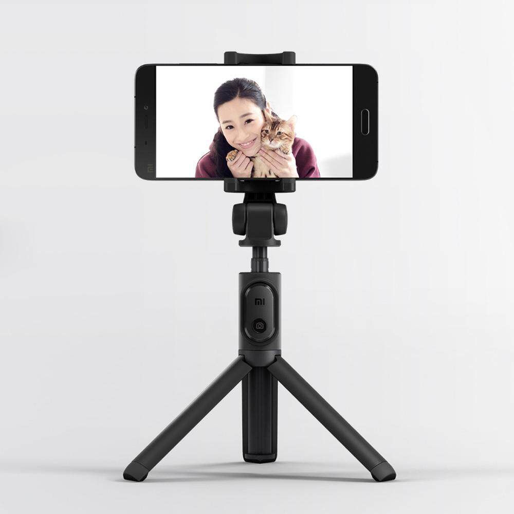 Price Xiaomi Tripod Bluetooth Self Timer Handheld Monopod Stick Extendable Selfie For 56 89Mm Width Smartphone For Xiaomi 6 Iphone 7 Plus Samsung S8 Fashionable Stable Safe High Efficiency Antiskid Flexible Perspective Durable Intl Not Specified New