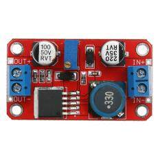 Xl6019 5a Max Current Dc To Dc Adjustable Boost Power Supply Board Module By Crystalawaking.