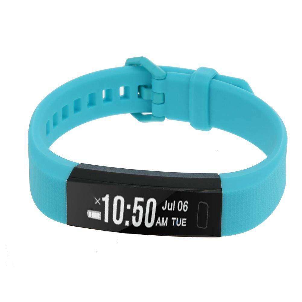 Y11 Smart Bracelet IP67 Waterproof Heart Rate Monitor Fitness Tracker Band(Blue)