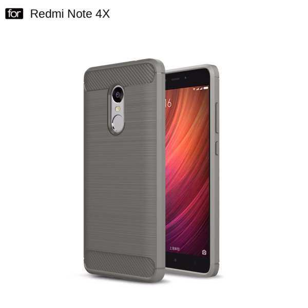 KAYO YGG Phone Case For Xiaomi Redmi Note 4X Silicone Back Cover .