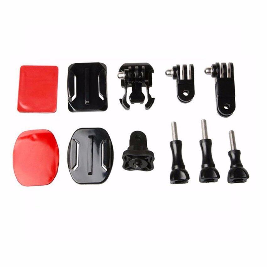 YICOE Tripod Adapter Kits Tripod Convert Mounts for Go pro 5 4 3Xiaomi Yi 4k SJCAM SJ4000 EKEN H9 GoPro Action Sport CameraAccessories