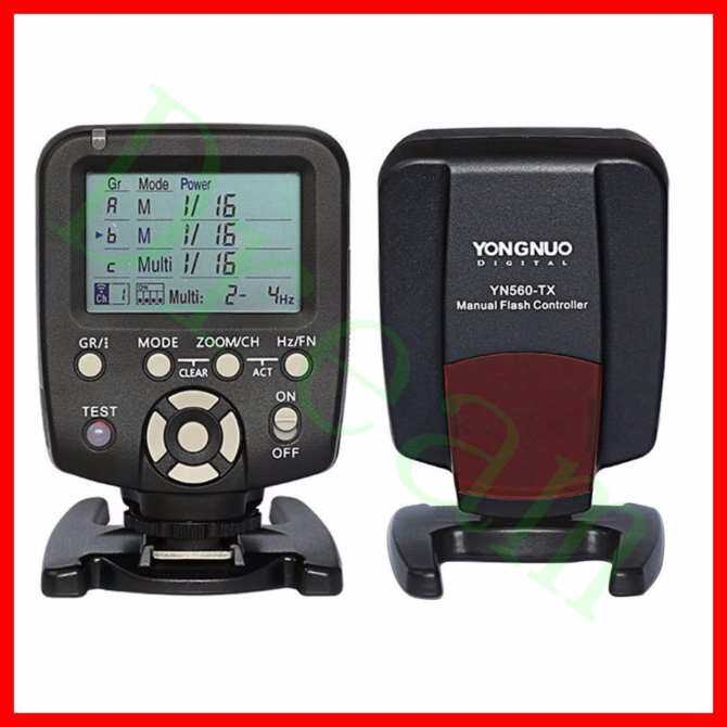 YONGNUO 560 TX Manual Flash Controller Transmitter LCD Wirelss Trigger Remote for YN-560 III YN560 IV,RF-602 RF-603 RF-603 II - intl