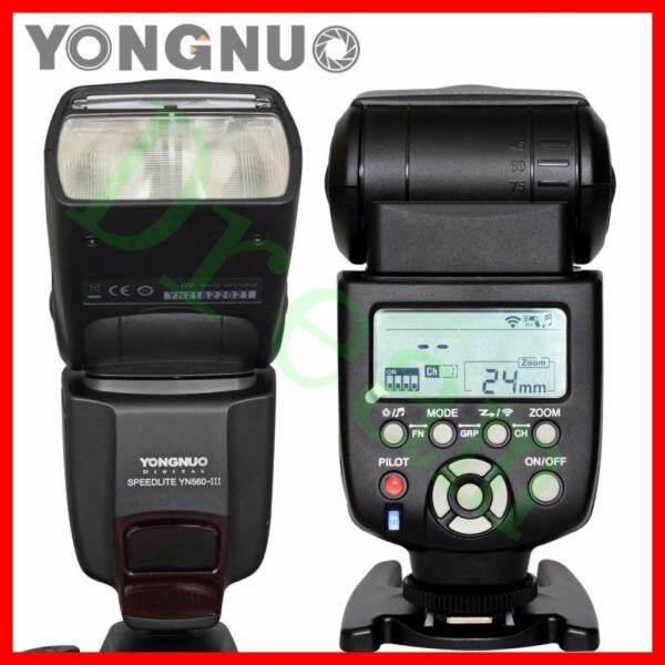 LXVK Yongnuo Professional Flash Speedlight Flashlight Yongnuo YN 560 III - intl
