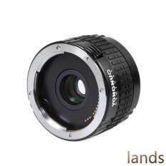 Yongnuo YN-2.0X II Teleconverter Auto Focus Mount Lens for Canon EOS EF Lenses Photo Photography
