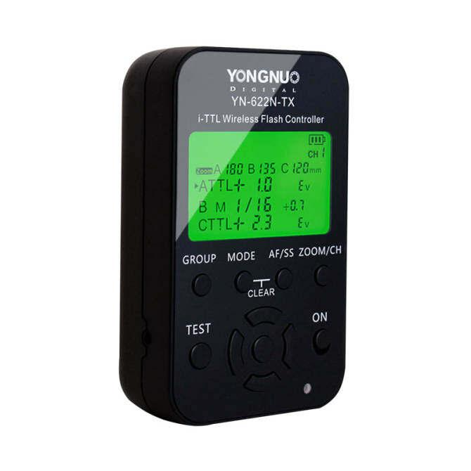 Yongnuo YN-622N-TX i-TTL Wireless Flash Controller - intl