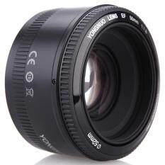 Yongnuo YN EF 50 Mm F/1.8 AF Lensa 1:1. 8 Standar Lensa Utama Aperture Auto Fokus untuk Canon Eos Kamera DSLR
