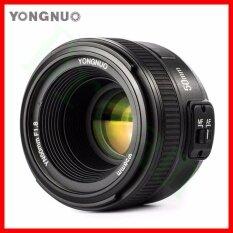 Yongnuo YN50mm F1.8 AF Lens Large Aperture Auto Focus 50mm f1.8 Lens for DSLR Camera