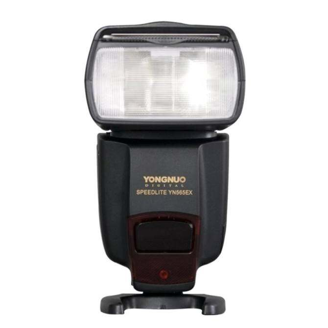 YONGNUO YN565EX Wireless I-TTL Flash Speedlite Flashlight for NikonCamera in Wireless Slave TTL mode - intl