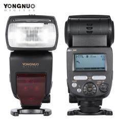Yongnuo YN685 Aku-TTL HSS 1/8000 S GN60 2.4G Wireless Flash Speedlite Speedlight untuk Nikon D750 D810 D7200 D610 D7000 d5500 D5200 D5300 D3300 D3200 DSLR Kamera Outdoorfree