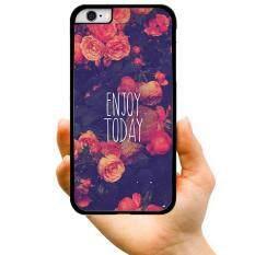 Fashion Muda Penjualan Terlaris Lucu Nikmati Hari Ini Kreatif Plastik Keras Berpola Casing Ponsel untuk Sony Xperia M2 (Aneka Warna)