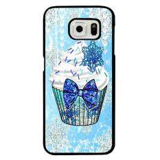 Young Fashion Hot Sale Snow Bucket And Snow Pictures Phone Case For Samsung Galaxy S6 edge plus(Multicolor)