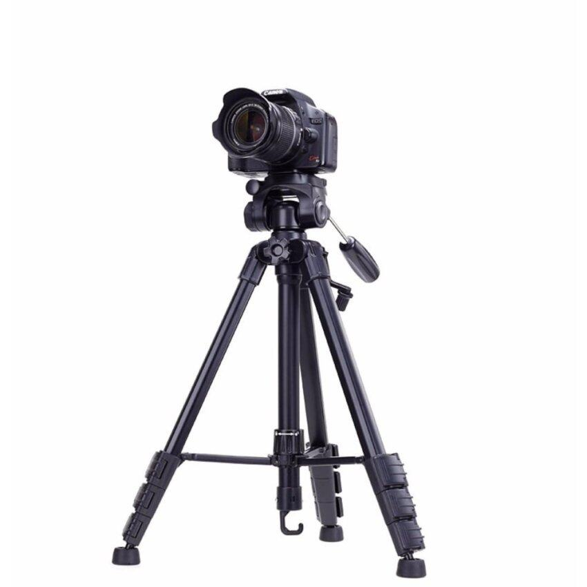 GoTime Yunteng VCT-690RM Portable Camera Tripod Stand With Portable Bag - intl